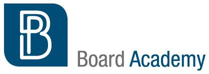 Board Dialog der Board Academy